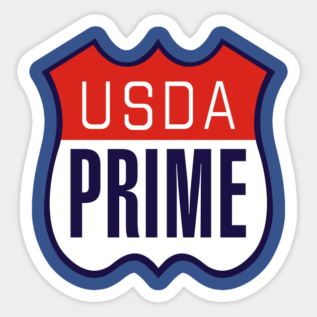 USDA Prime Graphic